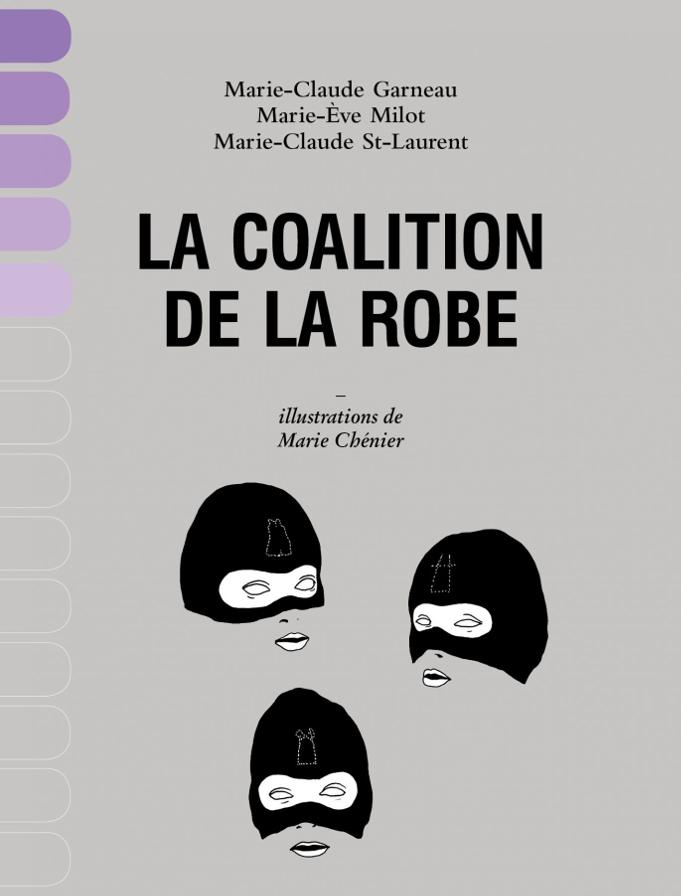 Couverture de Coalition de la robe